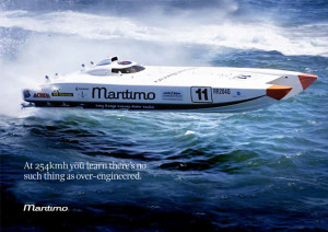 maritimo-speedboat